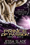 Prince of Passion: Sheerspace Book 2