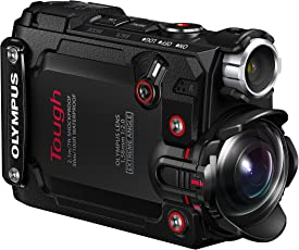 Olympus TG-Tracker with 1.5-Inch LCD (Black)