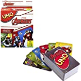 Games Uno Marvel Avengers, Multi Color