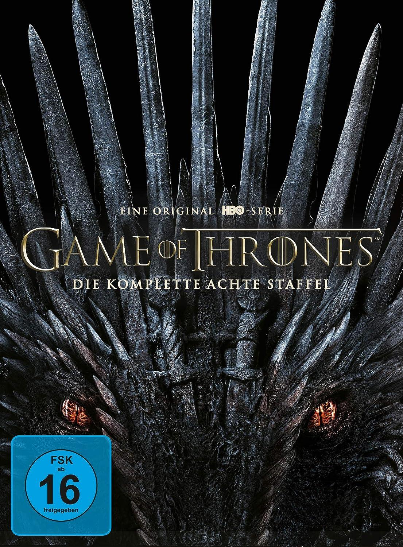 wann kommt game of thrones staffel 8 auf amazon prime