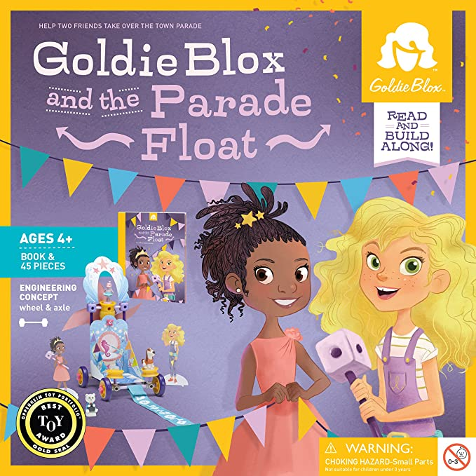 GoldieBlox: The Engineering Toy for Girls