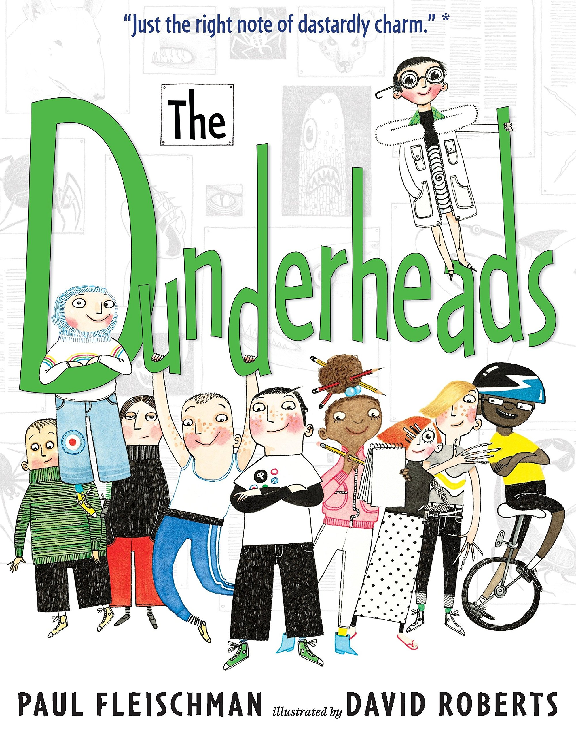 Read Online The Dunderheads PDF