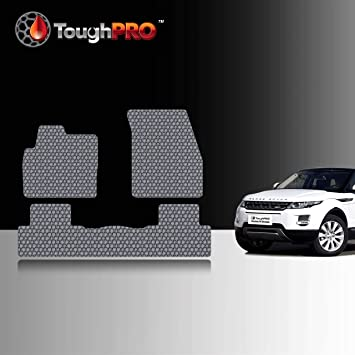 Custom Rubber Car Mats to fit Land Rover Discovery 5 2017-present