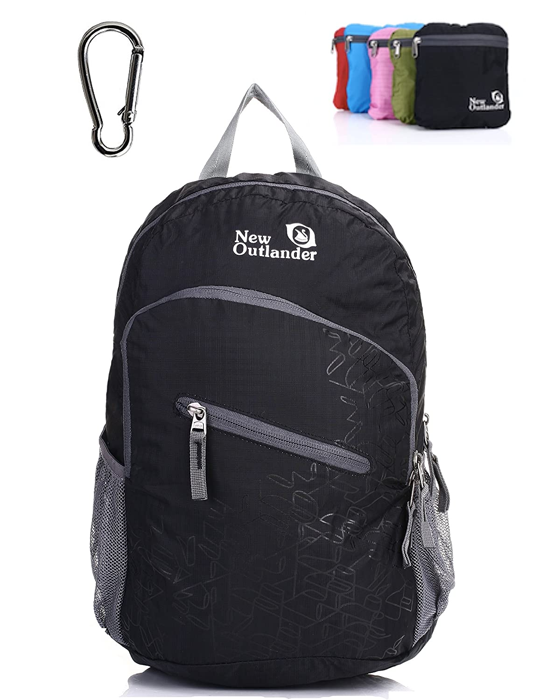 #1 Rated 20L/33L- Most Durable Packable Handy Lightweight Travel Backpack Daypack+Lifetime Warranty Outlander