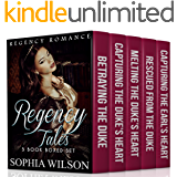 Regency Tales (Regency Romance): 5 Book Boxed Set
