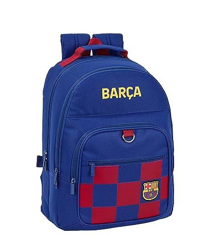 Mochila Escolar de FC Barcelona 1ª Equip. 19/20 Oficial, 320x160x420mm