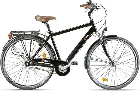 Montana 1800-M - Bicicleta de Paseo para Hombre, Talla M (165-175 ...