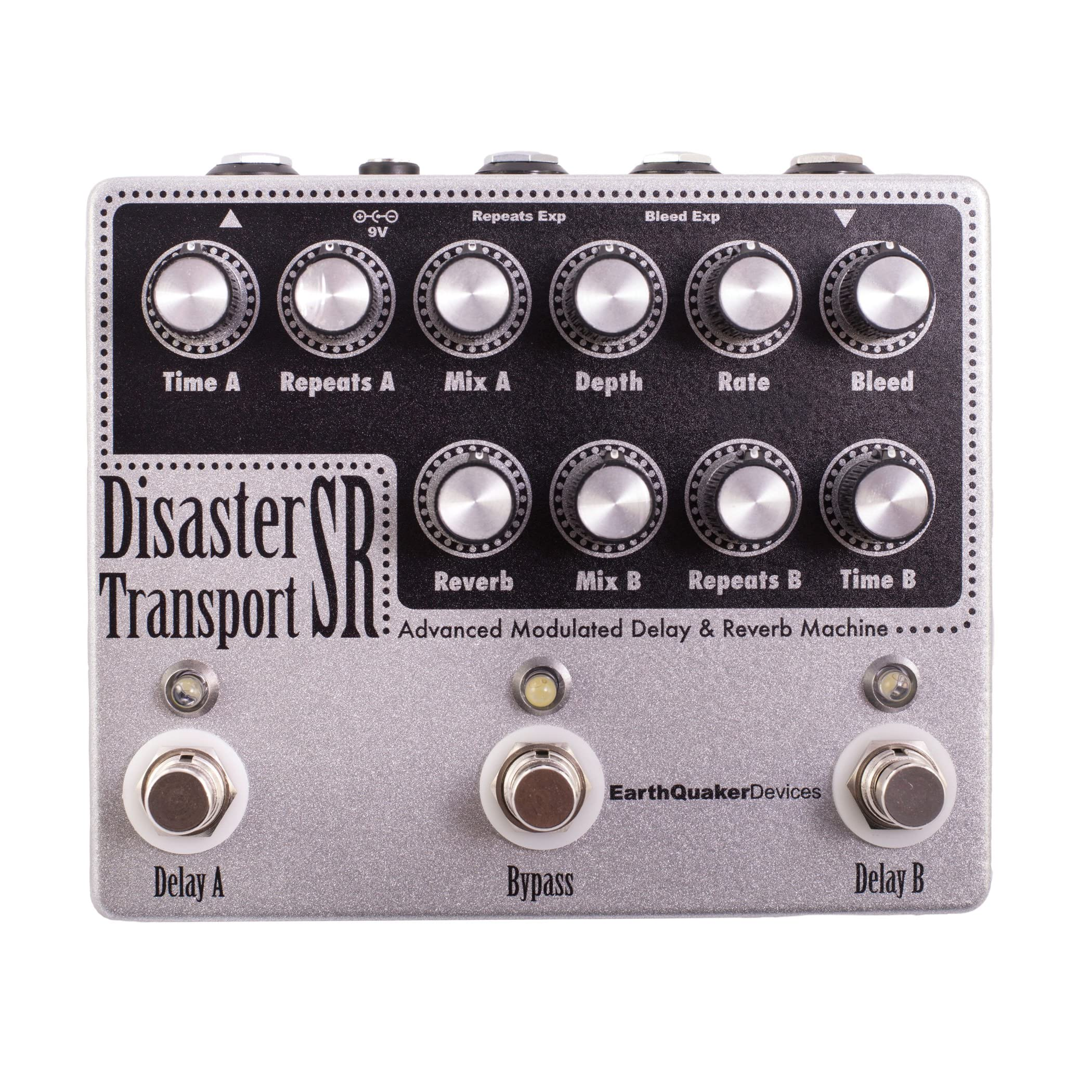 エフェクター画像 EarthQuaker Devices Disaster Transport SR