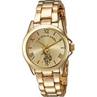 U.S. Polo Assn. Women's Dial Alloy Band Watch - USC40043