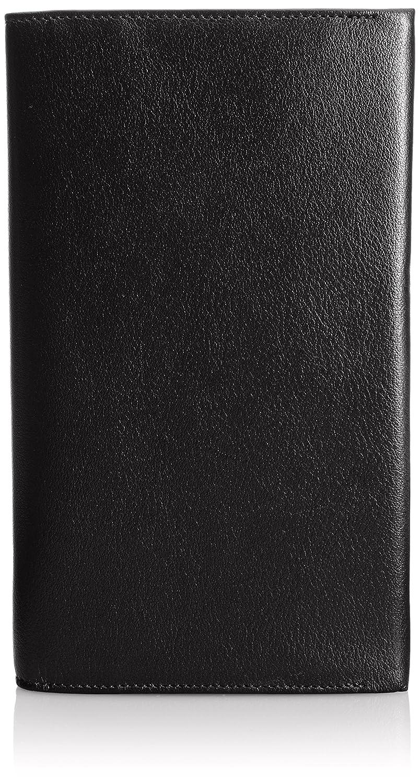 [ゲッペル] Goeppel G-Bull カードケース/長財布/カードポケット50枚分/通帳パスポートケース/多機能型収納ケース(7-1038-93) B00N7B8FRY ブラック