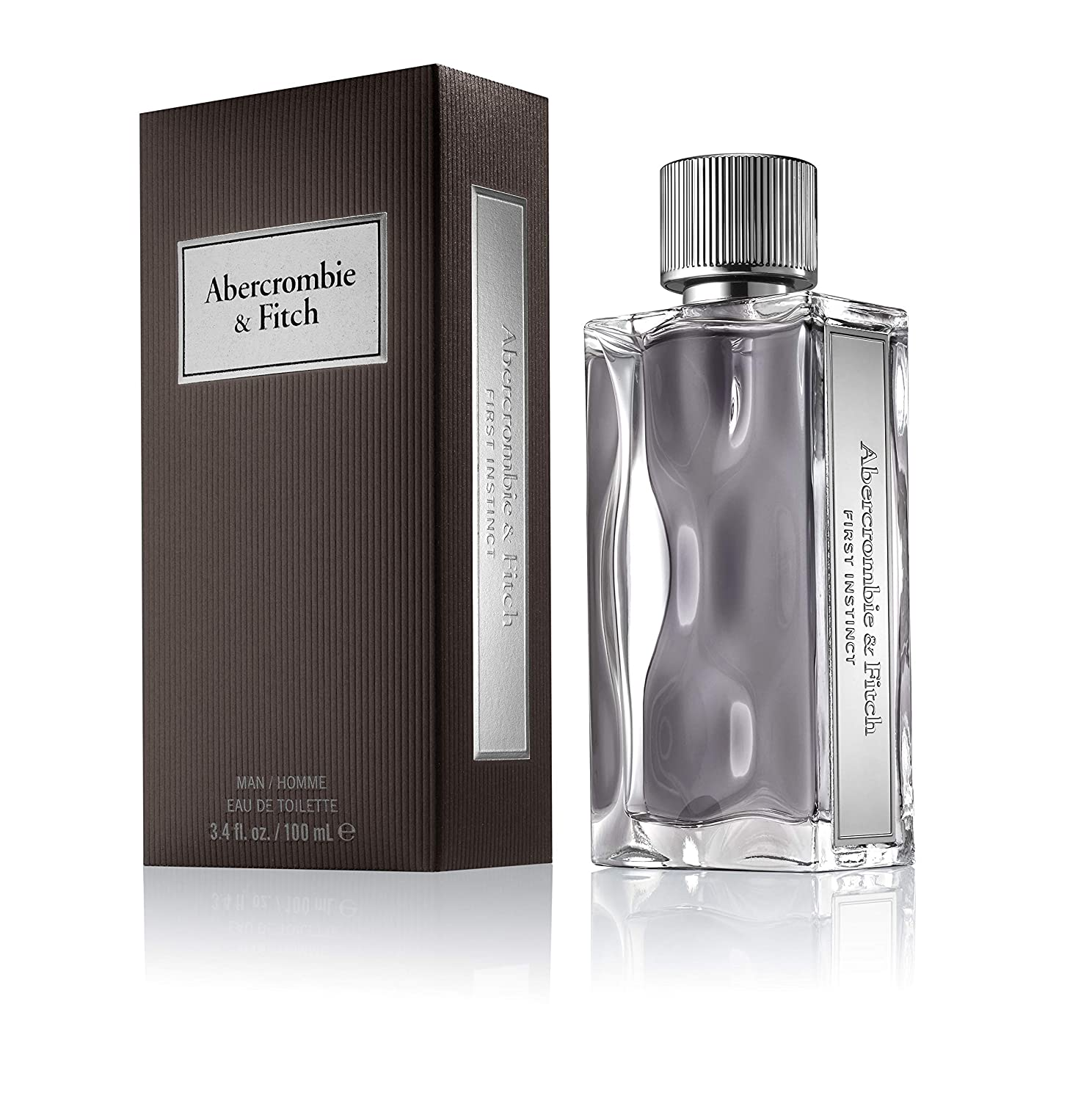 88e20d39f Abercrombie & Fitch First Instinct Cologne, 100 ml: Amazon.co.uk: Beauty