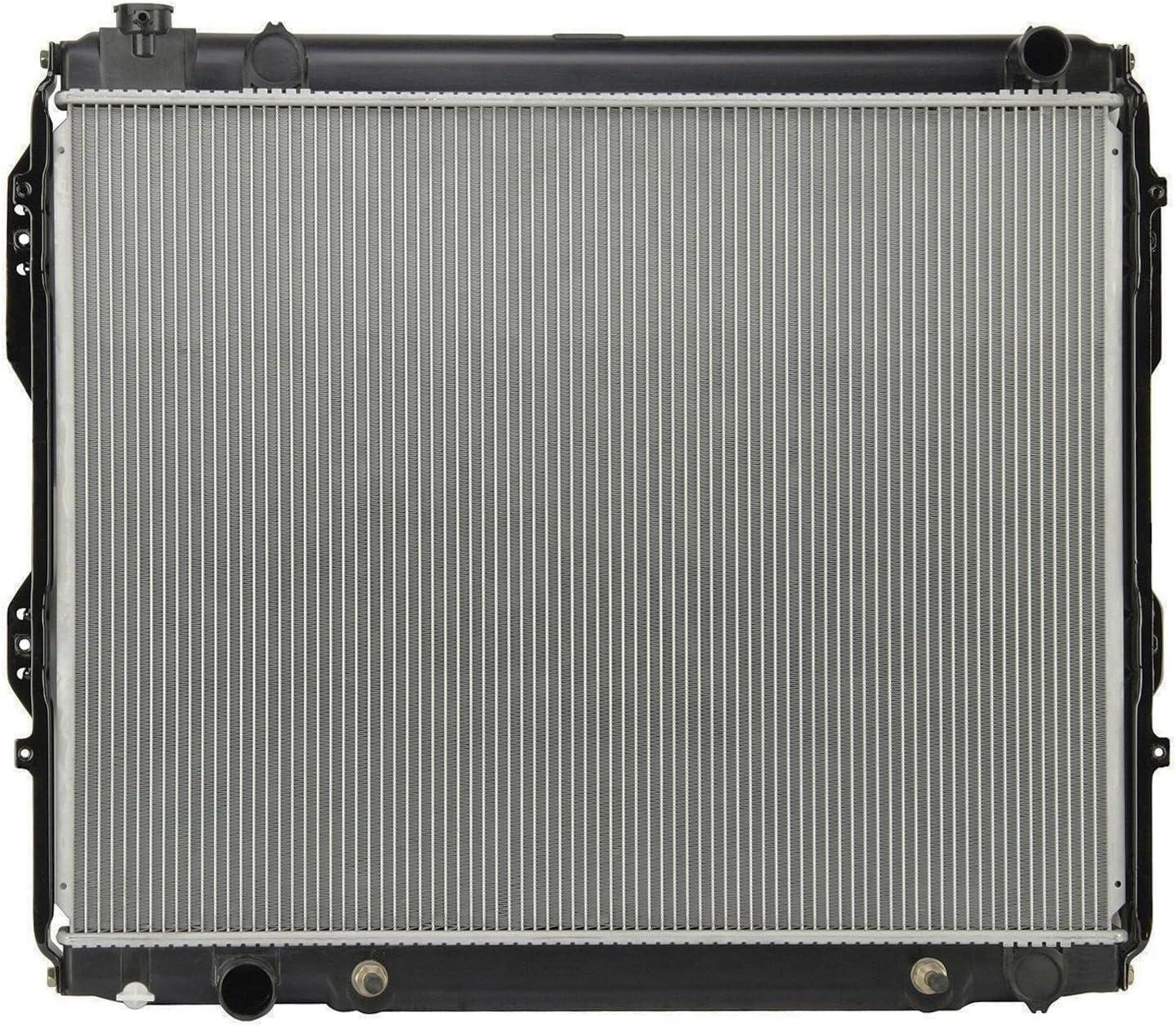 Amazon Com Sunbelt Radiator For Toyota Tundra 2320 Automotive