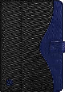 Vangoddy Premium Stand Folio Case Ultra Lightweight Slim Protective Cover for Tagital Androdi 5.1 Acer B3 A40 B3 A40FHD, Chuwi Hi9 Hi10 Pro