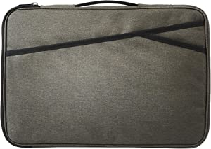 AmazonBasics Laptop Sleeve Case - 15-Inch, Army Green