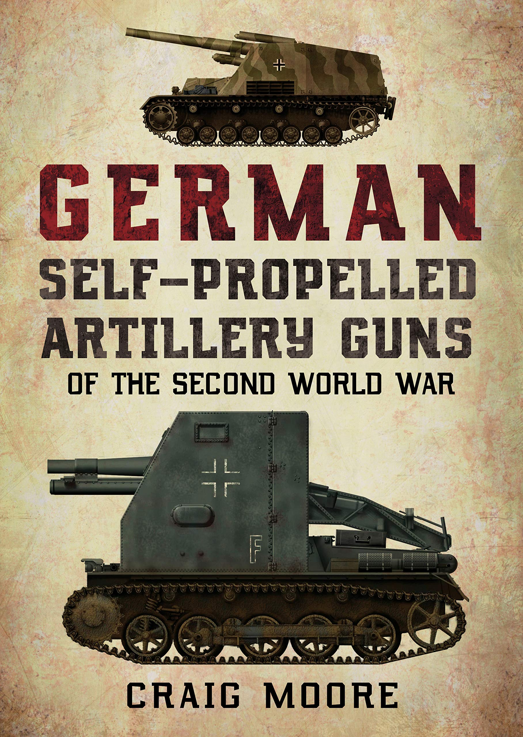 German Self-Propelled Artillery Guns of the Second World War