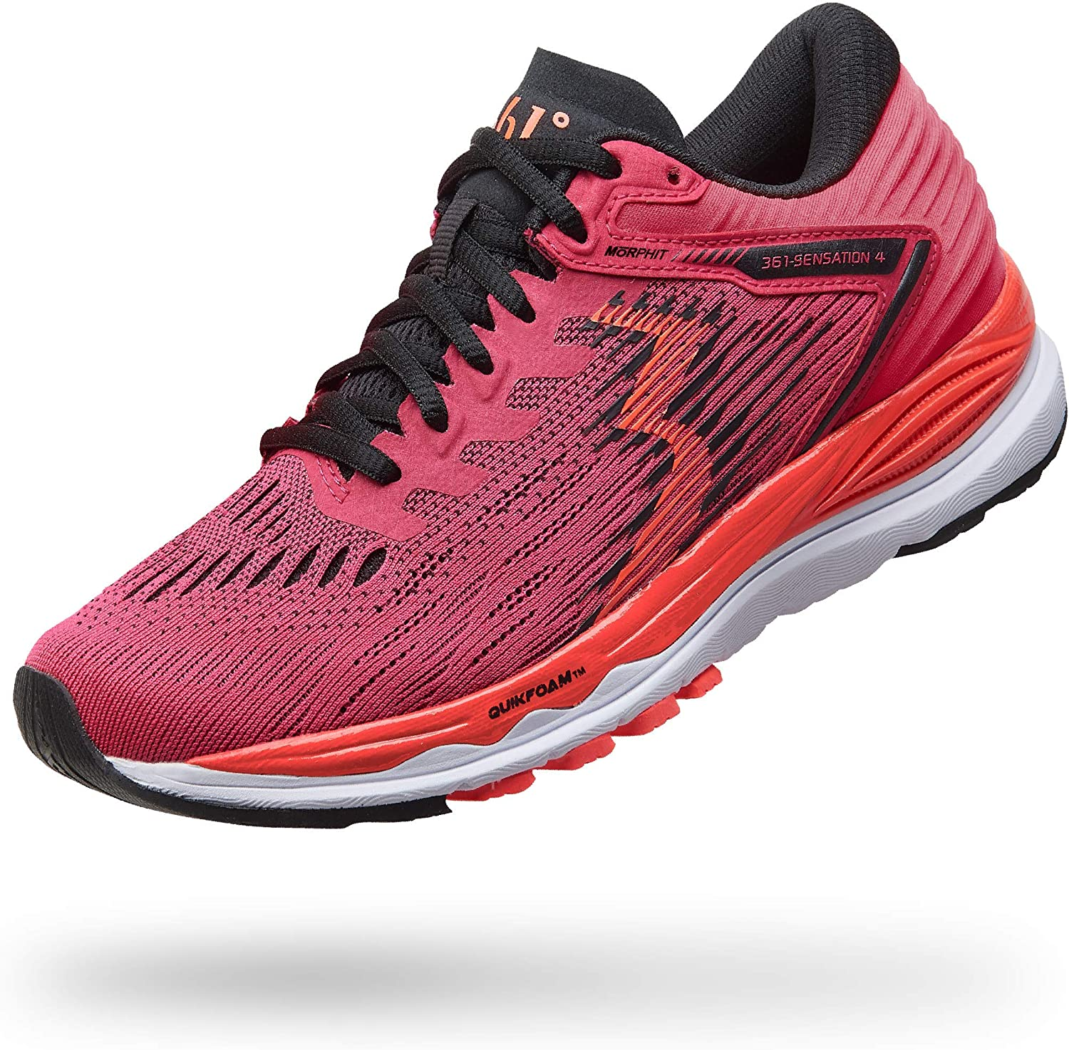 361 Degrees Women's Sensation Mild-Stability Online limited product High 4 Performance Inventory cleanup selling sale