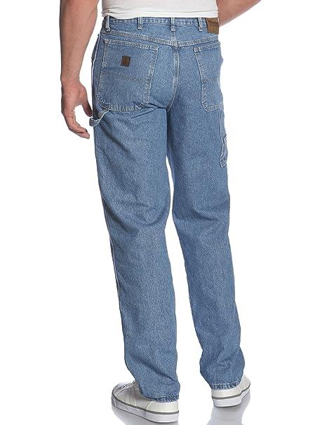 7c549d78 Wrangler Men's Rugged Wear Carpenter Jean at Amazon Men's Clothing store: