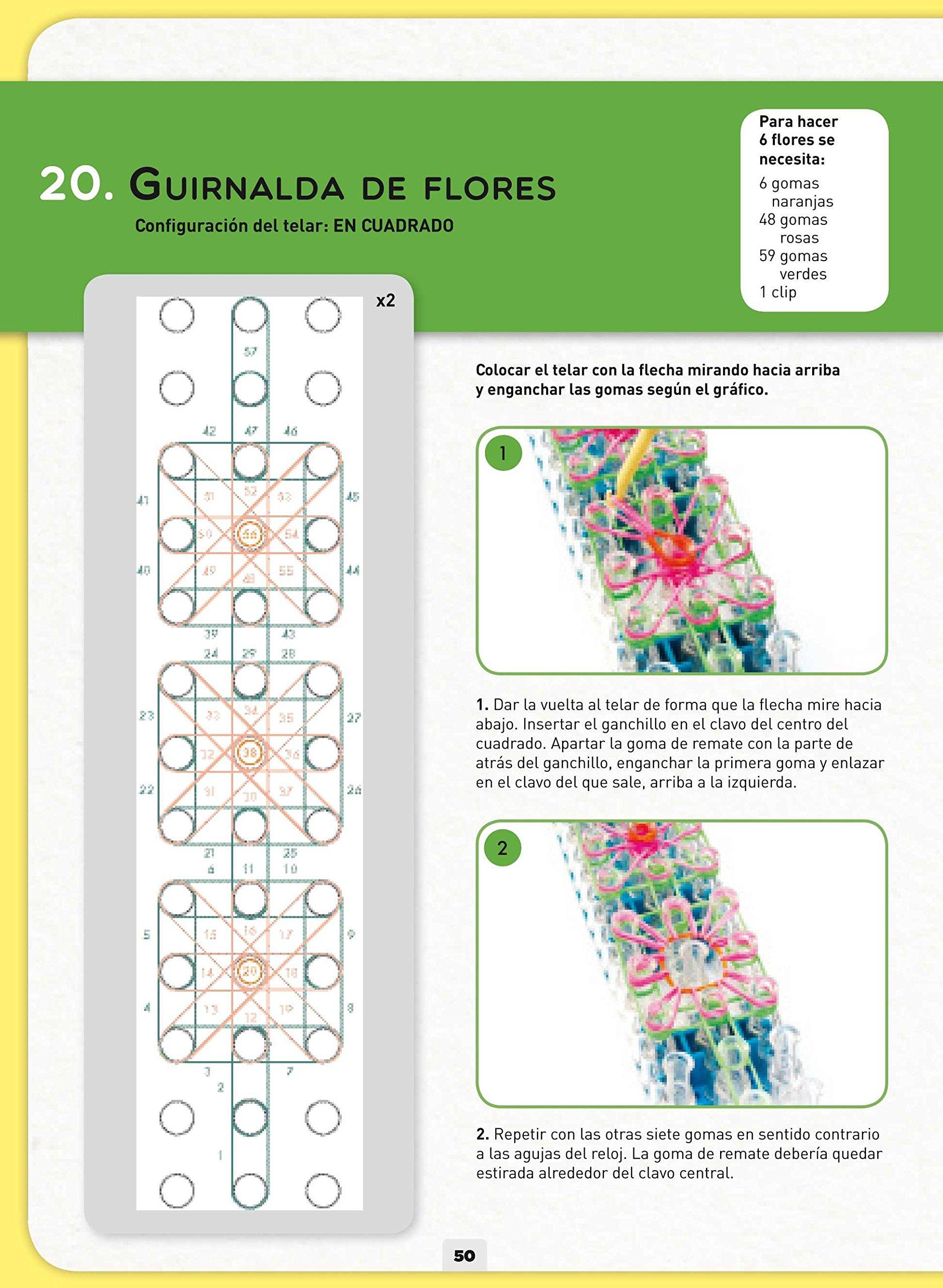 60 proyectos de bisutería y accesorios con gomas elásticas: ROBERTS(744262): 9788498744262: Amazon.com: Books