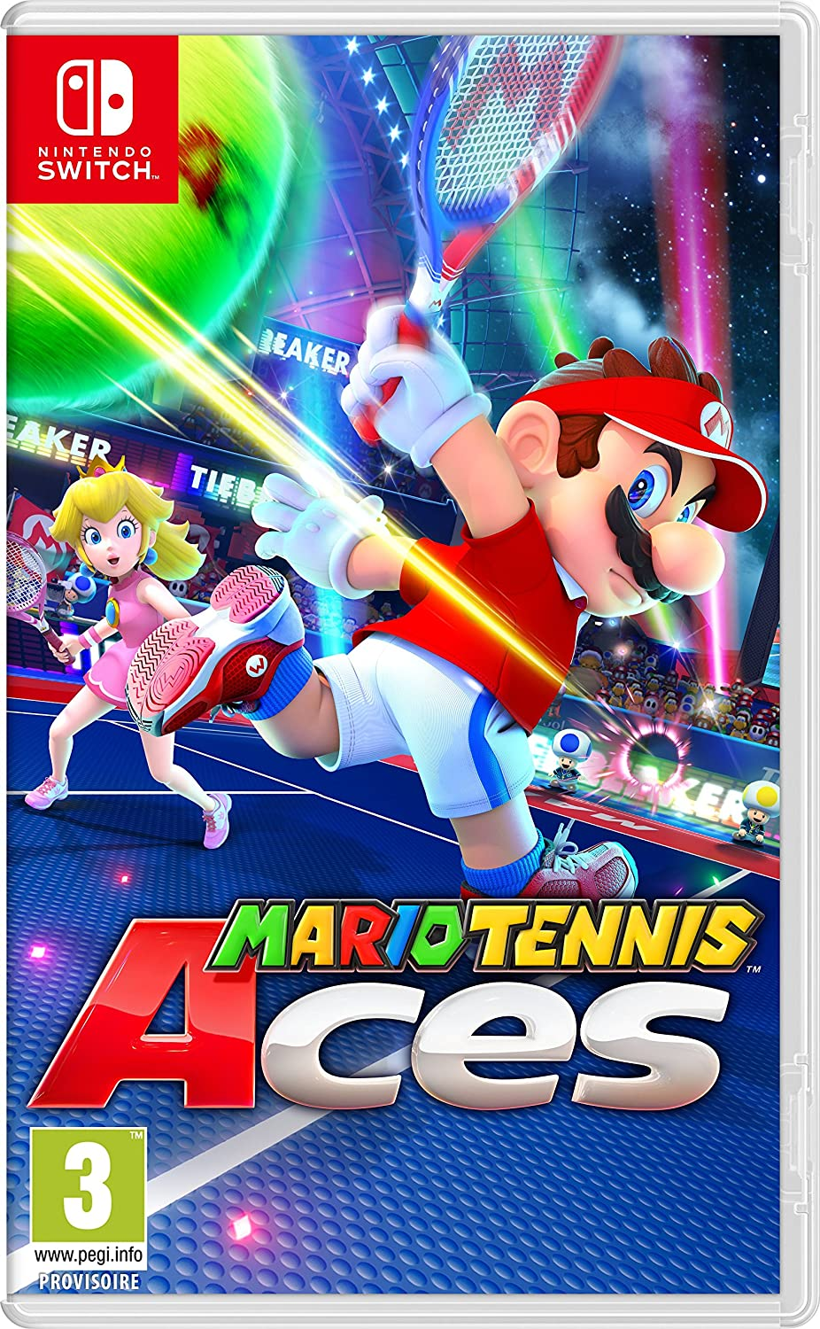 Mario Tennis Aces - Nintendo Switch [Importación francesa]: Amazon ...