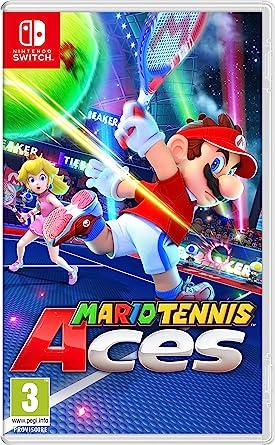 Mario Tennis Aces switch XCI NSP