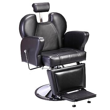 Amazon Jaxpety Professional Swivel Hydraulic Barber Chair
