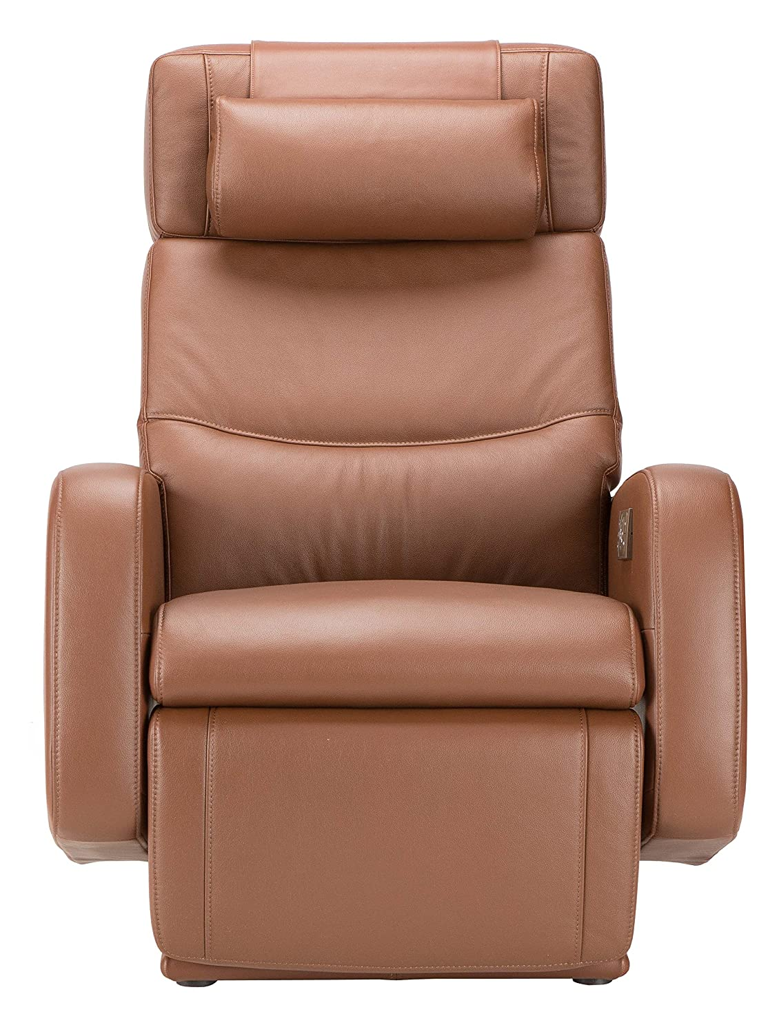 Amazon.com Human Touch Perfect Chair Zero-Gravity  PC-8500  Fully Upholstered 100% Leather PRO Recliner Barista Kitchen u0026 Dining  sc 1 st  Amazon.com & Amazon.com: Human Touch Perfect Chair Zero-Gravity