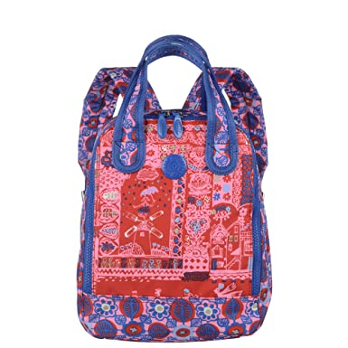 6fc51373ffa Oilily Kid's S Backpack, Red: Amazon.ca: Clothing & Accessories