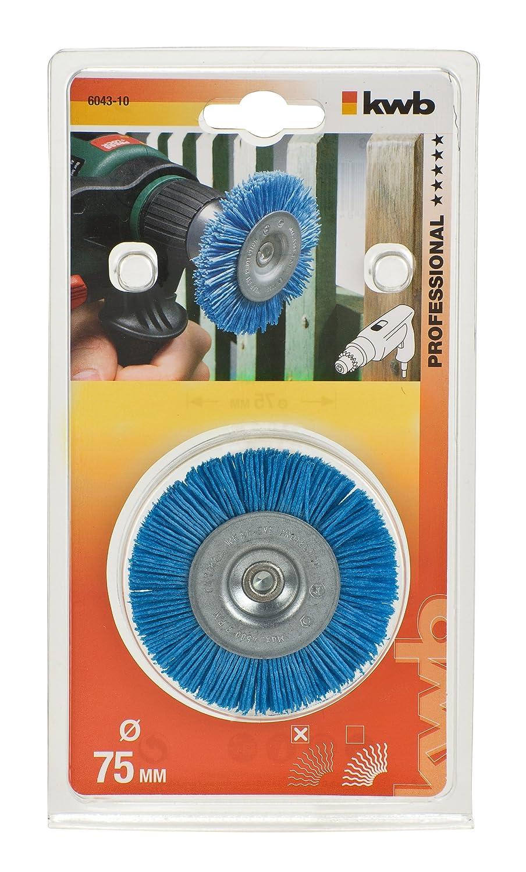 KWB Disque Brosse, meule nylon, 6043– 10 6043-10