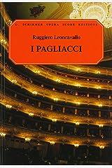 I Pagliacci: Vocal Score (G. Schirmer Opera Score Editions) Paperback