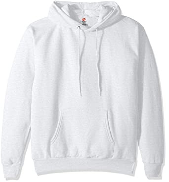 Hanes Men s Pullover EcoSmart Fleece Hooded Sweatshirt at Amazon ... b6252abbe05c