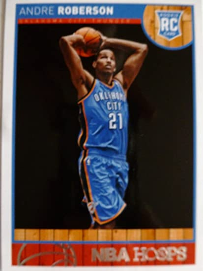 detailed pictures 514c7 b0b3c 2013-14 Panini Hoops #286 Andre Roberson RC (Rookie Card ...