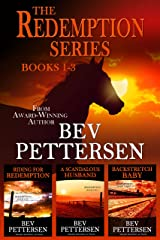 REDEMPTION SERIES (Romantic Mystery Boxset, Books 1-3) Kindle Edition