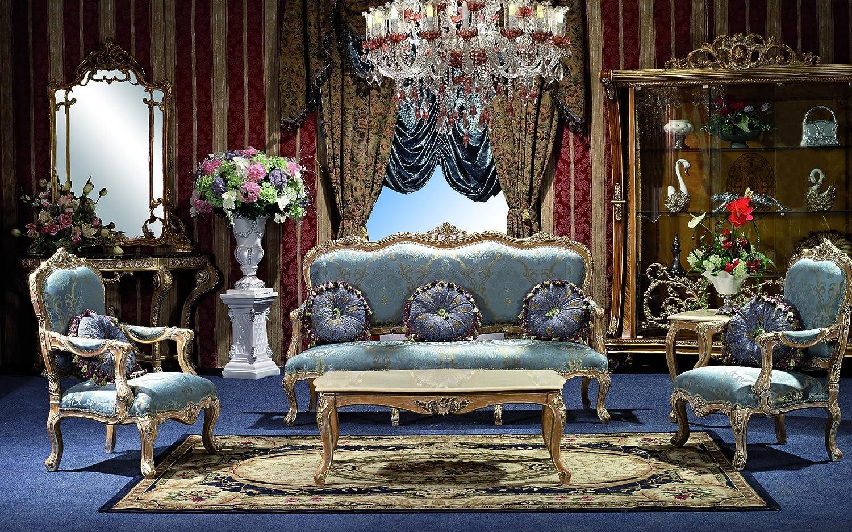 Amazon.com: George Versailles classic traditional Furniture Living ...