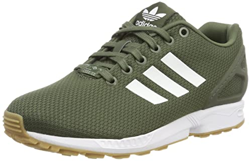 scarpe adidas zx flux verdi