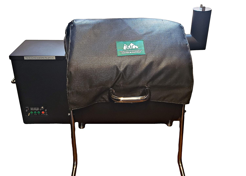 Green Mountain Grills Davy Crockett Thermal Blanket,gray GMG 6012