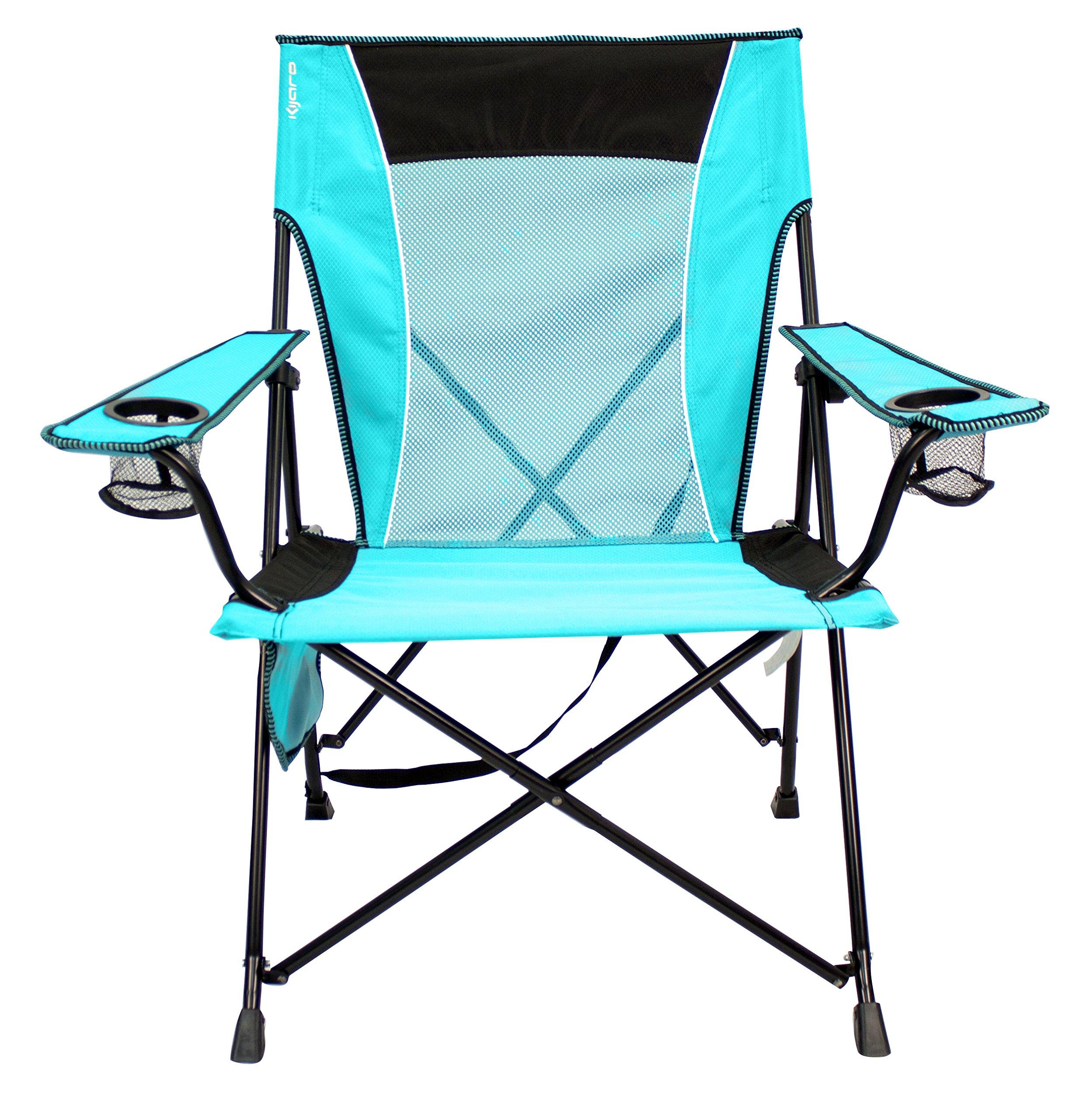 Kijaro  Dual Lock Portable Camping and Sports Chair by Kijaro