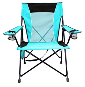 KijaroDual Lock Portable Camping and Sports Chair