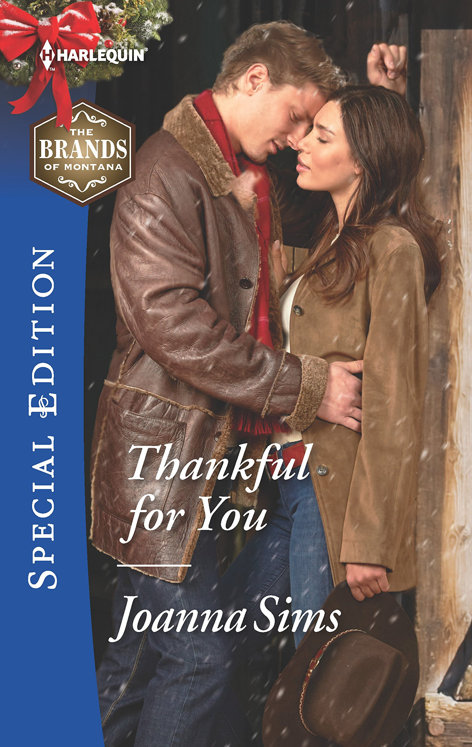 Thankful for You (The Brands of Montana) PDF