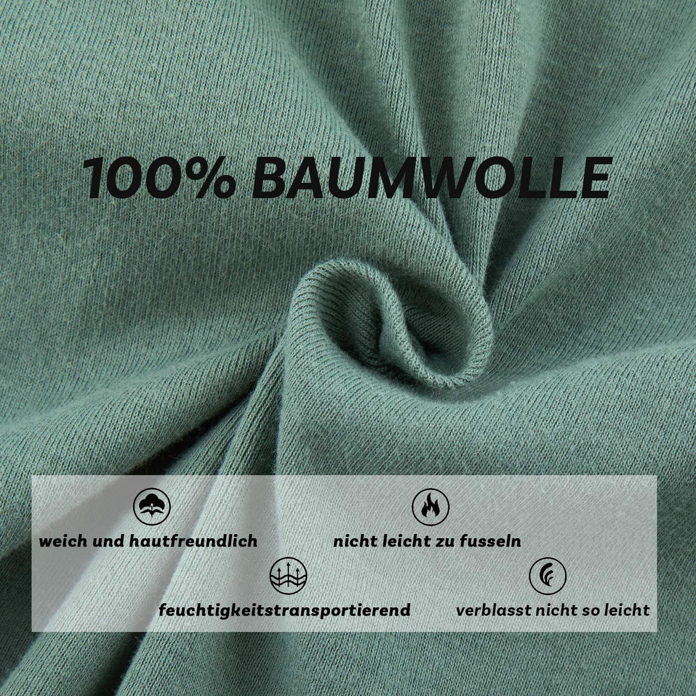 Falechay Camiseta Tirantes para Hombre Pack de 5 de Algod/ón 100/% Camisetas Interiores Deporte m/ás Colores