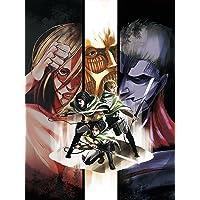 مانجا هجوم العمالقة مجلد 26