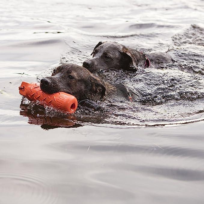 KONG - Dog Training Dummy - Flotador, para adiestrar y Jugar en el Agua - para Perros Grandes: Amazon.es: Productos para mascotas