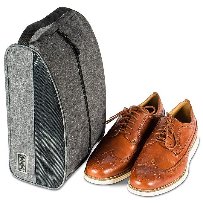 Amazon.com: Bolsa para zapatos de viaje por Dot & Dot ...