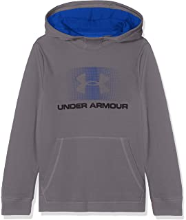 38ab64180 Amazon.com : Under Armour Girls' Rival Full Zip Jacket : Sports ...