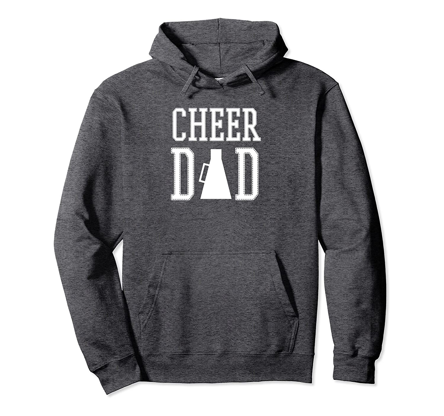 Cheer Dad Pullover Hoodie-TH