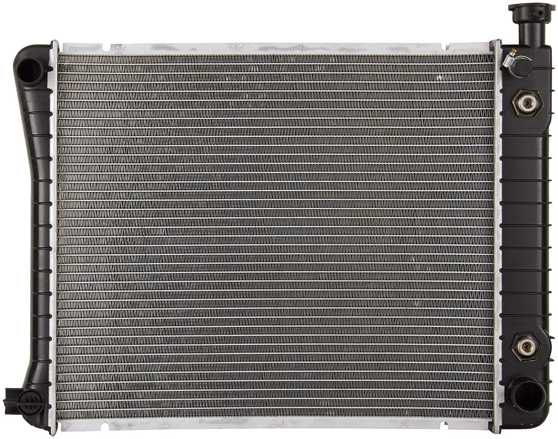 Spectra Premium CU434 Complete Radiator SPRCU434