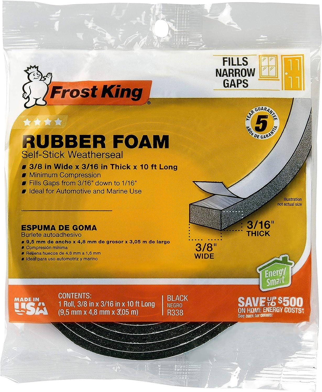 rubber foam