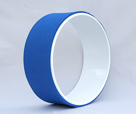Yoga Wheel Stretch Roller - Improve Spine Flexibility ...