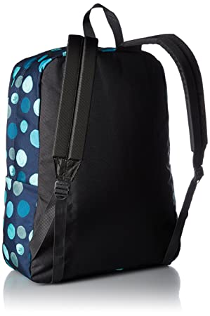 JanSport Unisex SuperBreak Multi Navy Connect Four Backpack