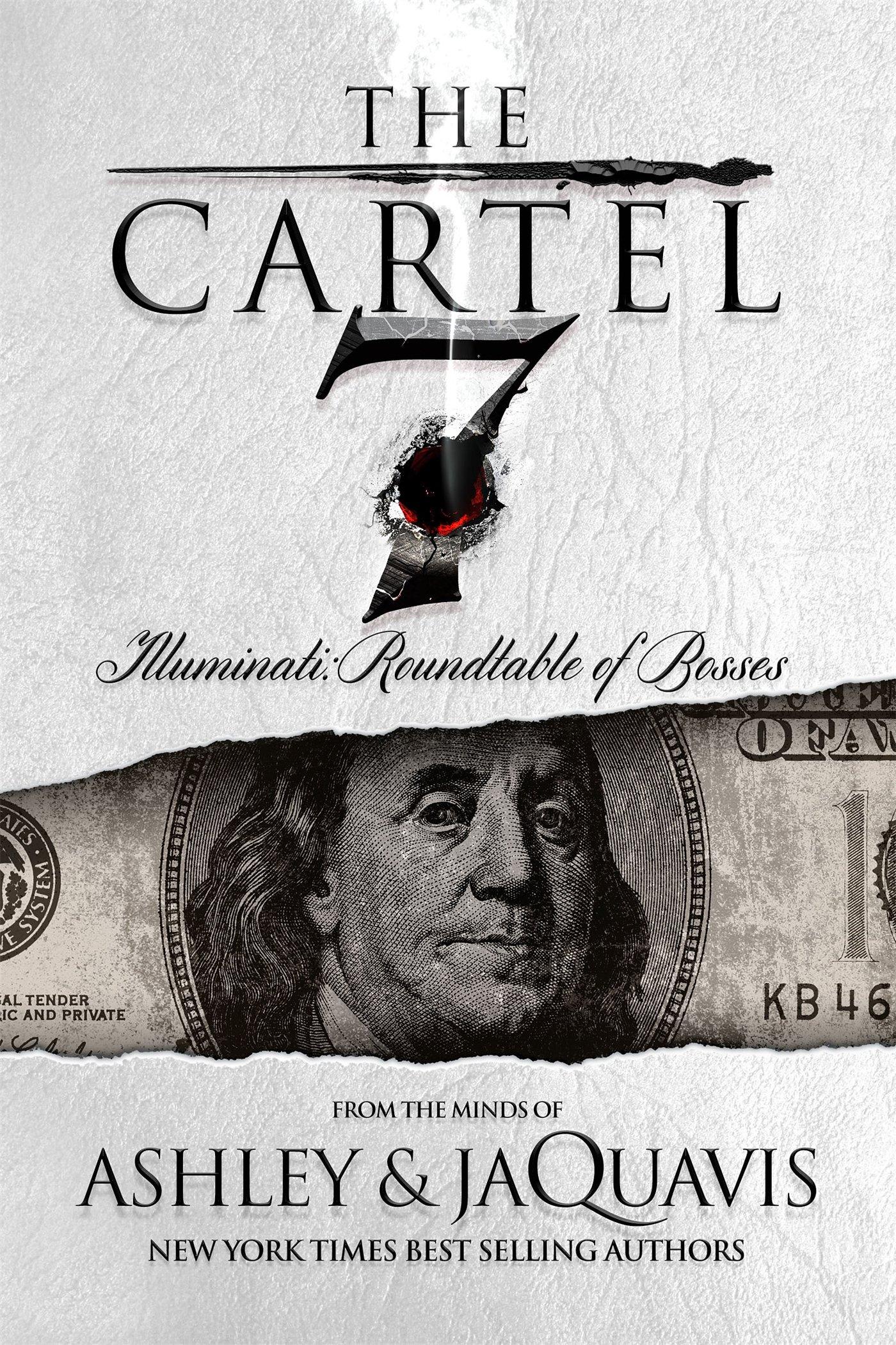 Amazon.com: The Cartel 7: Illuminati: Roundtable of Bosses ...