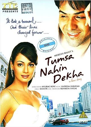 Tumsa Nahin Dekha [DVD]: Amazon co uk: Emraan Hashmi, Diya